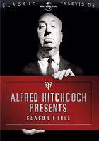 Cover image for Alfred Hitchcock presents Season three