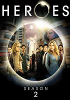 Cover image for Heroes.  Season 2