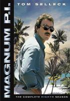 Cover image for Magnum P.I. The complete eighth season