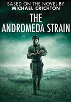 Cover image for The Andromeda strain