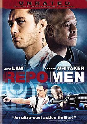 Cover image for Repo men