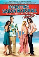 Cover image for Forgetting Sarah Marshall