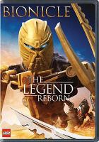 Cover image for Bionicle the legend reborn