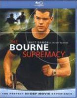 Imagen de portada para The Bourne supremacy