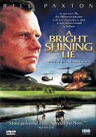 Imagen de portada para A bright shining lie
