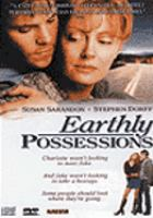 Cover image for Earthly possessions