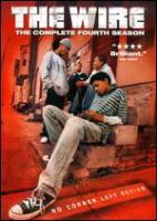 Cover image for The wire The complete fourth season