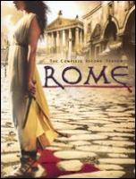 Cover image for Rome The complete second season