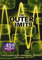 Imagen de portada para The outer limits the original series