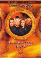 Cover image for Stargate SG-1 the complete season 6