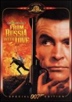 Cover image for From Russia with love