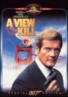Cover image for A view to a kill