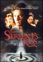 Cover image for The serpent's kiss
