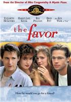 Cover image for The favor