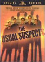 Cover image for The usual suspects