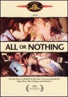 Cover image for All or nothing