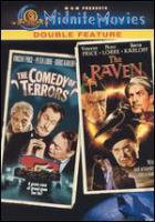 Cover image for The comedy of terrors The raven.