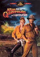 Imagen de portada para Allan Quatermain and the lost city of gold