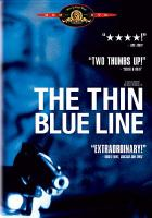 Cover image for The Thin blue line
