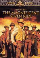 Imagen de portada para The Magnificent seven ride