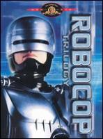 Cover image for Robocop trilogy