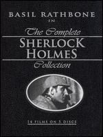 Cover image for The complete Sherlock Holmes collection