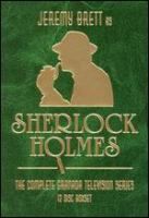 Cover image for Sherlock Holmes. The complete Granada television series