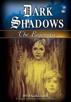 Cover image for Dark shadows. Collection 4 The beginning