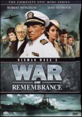 Imagen de portada para War and remembrance. The complete epic mini-series