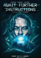 Cover image for Await further instructions