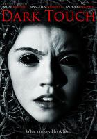 Cover image for Dark touch