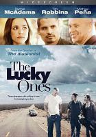 Cover image for The lucky ones