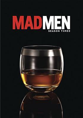 Cover image for Mad men  season three