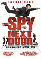 Cover image for The spy next door