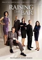 Cover image for Raising the bar. The complete second season