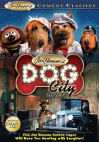 Cover image for Dog City, the movie