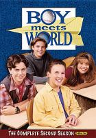Cover image for Boy meets world. Season 2