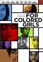 Cover image for For colored girls