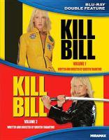 Imagen de portada para Kill Bill Volume 1 ; Kill Bill, volume 2