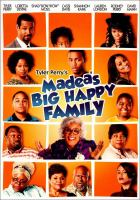 Cover image for Tyler Perry's Madea's big happy family