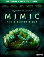 Cover image for Mimic
