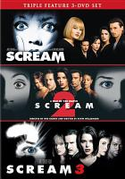 Cover image for Scream trilogy Scream ; Scream 2 ; Scream 3
