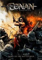 Cover image for Conan the barbarian