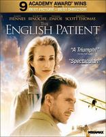 Cover image for The English patient