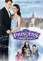 Cover image for A princess for Christmas