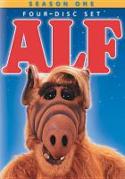 Cover image for Alf Season one