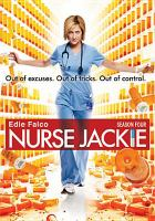 Cover image for Nurse Jackie Season four