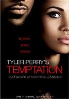Cover image for Tyler Perry's temptation confessions of a marriage counselor