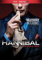 Cover image for Hannibal Season one