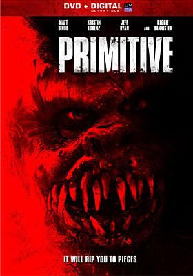 Cover image for Primitive
